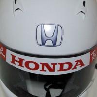 Arai GP-5X ホンダ・ステッカー