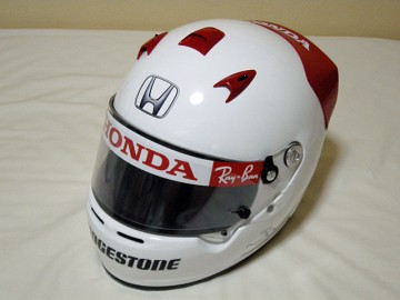 Arai GP-5X IEダクト2
