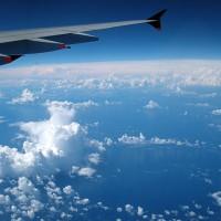 エアバスA380空撮