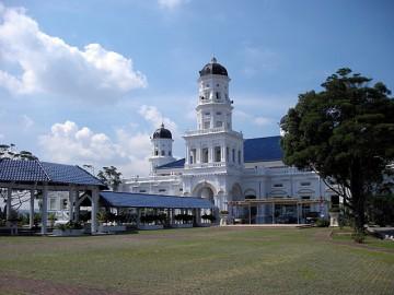 サルタン王宮