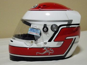 AKMTオリジナル・ヘルメット