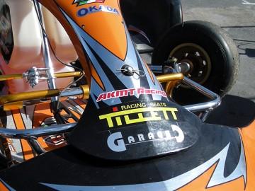 AKMT Racing ステッカー