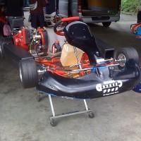 ガレージC初4stスポーツカート
