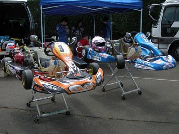 ガレージC スポーツカート