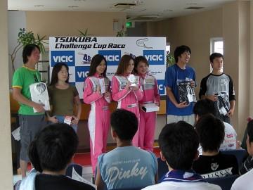 ジャパンカートカップ SK4-1クラス正式表彰式
