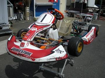 AKMT壱号車 SPiRiT SP30KF