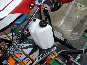 RR 3L燃料タンク