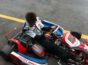 ヒガシ君 with AKMT壱号車
