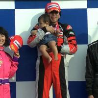 CAカートレース第5戦 AKIGASE-SSクラス レース2表彰式