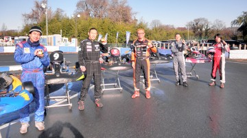 CAカートレース開幕戦 スーパーSSクラス