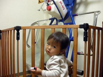 乳幼児は立入禁止