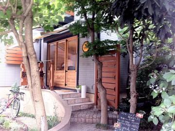 手作りカフェ『mammashop』