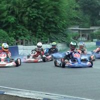 CA KART RACE 第4戦 スーパーSS決勝ヒート