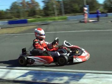 2011年CAカートレース最終戦 スーパーSS予選ヒート