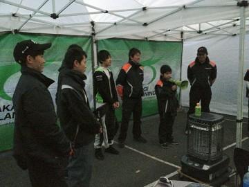 2012年SPiRiTスカラシップ発表