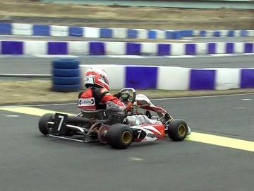 2012年CAカートレース最終戦 スーパーSS決勝ヒート