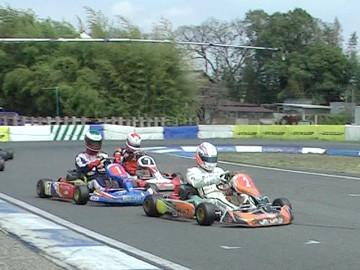 2012年CAカートレース第2戦 スーパーSS予選ヒート
